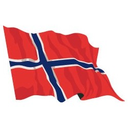 Bandiera Norvegia Vendita Bandiere Europee Bandiere Offerta Online
