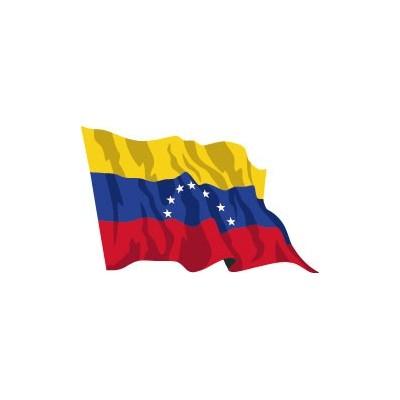 Bandiera venezuela vendita bandiere americhe bandiere online - Bandiere bianche a colori ...