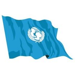 Bandiera Unicef