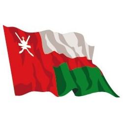 Bandiera Oman
