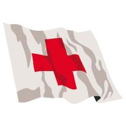 Bandiera Croce Rossa Ginevra