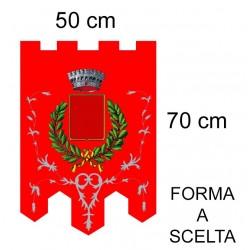 Gonfalone Ricamato 50x70