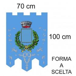 Gonfalone Ricamato 70x100