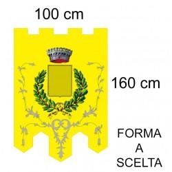 Gonfalone Ricamato 100x160