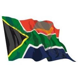 Bandiera Repubblica Sudafricana